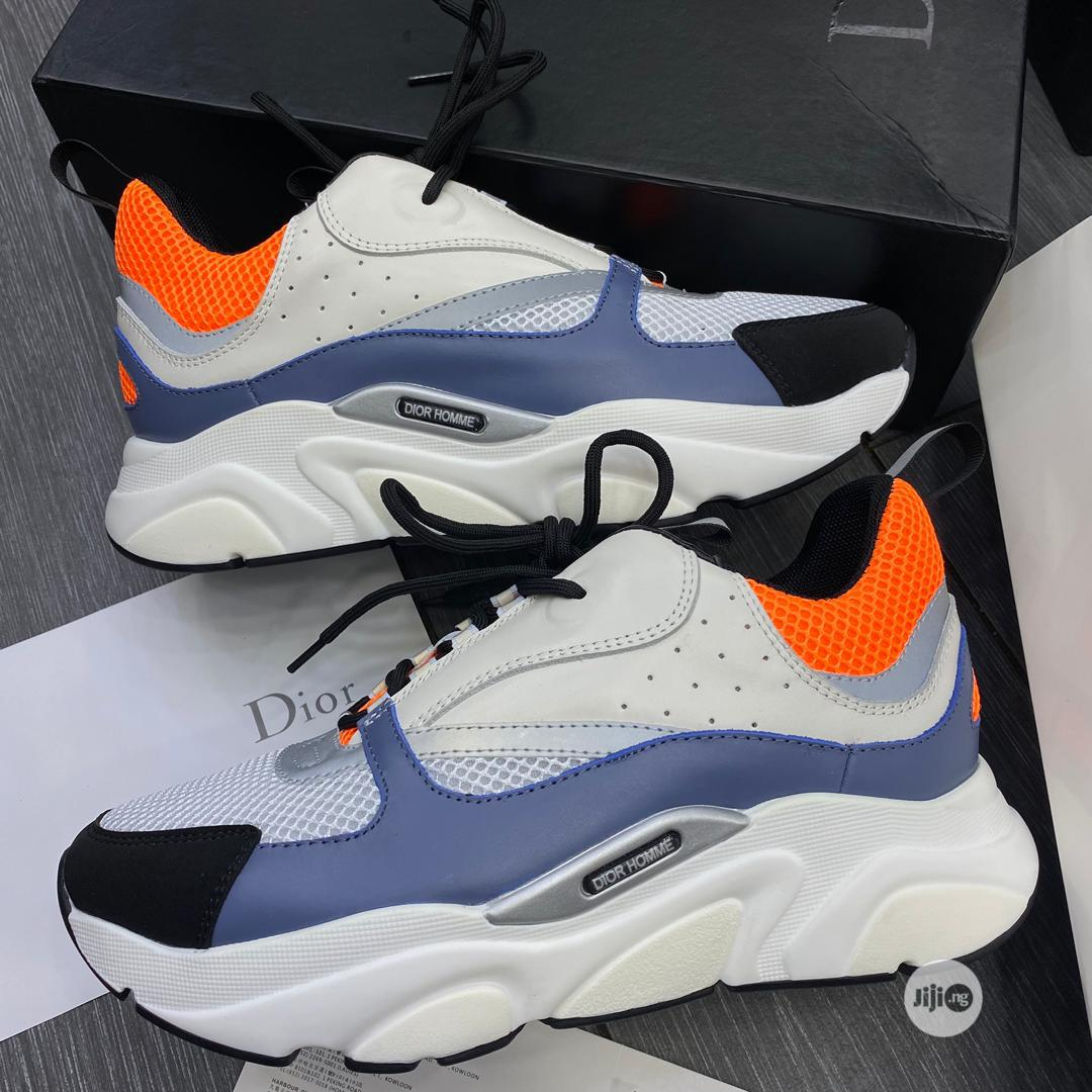 Christian Dior Homme Sneakers | Shoes for sale in Lagos Island, Lagos State, Nigeria
