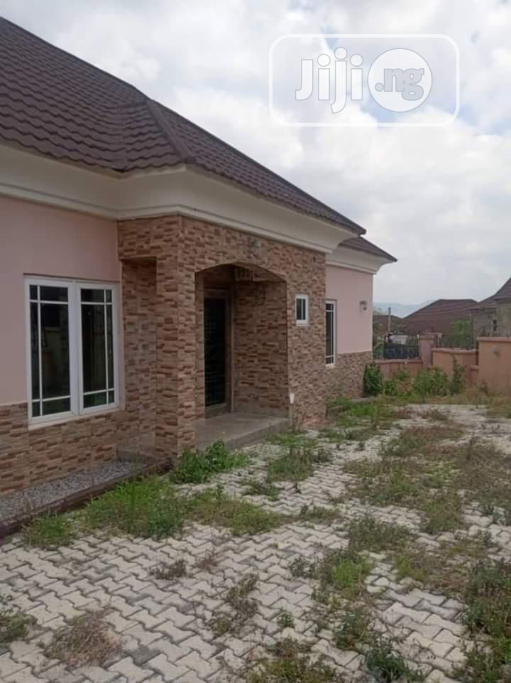 Brand New 3bedroom Fully Detached Well Finished With One Room Bq