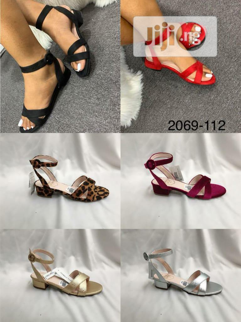 Classy Lady Sandals Available Now