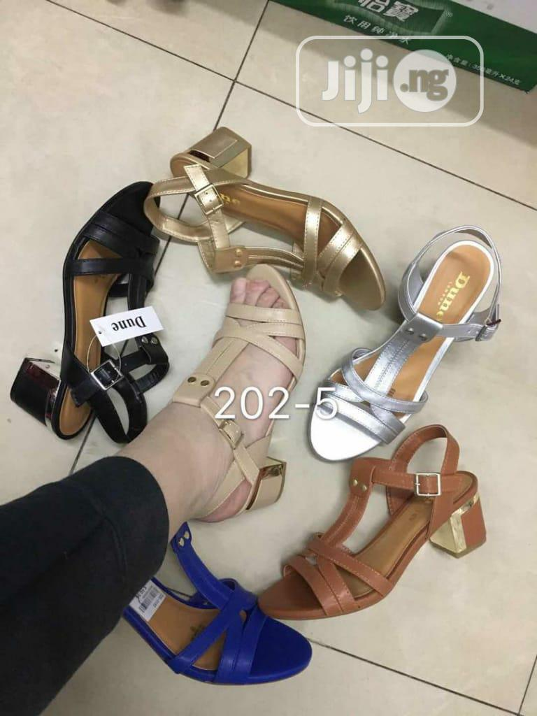 Classy Lady Sandals Available Now | Shoes for sale in Ojo, Lagos State, Nigeria