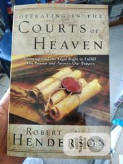 Operating In The COURTS OF HEAVEN | Books & Games for sale in Lagos State, Surulere
