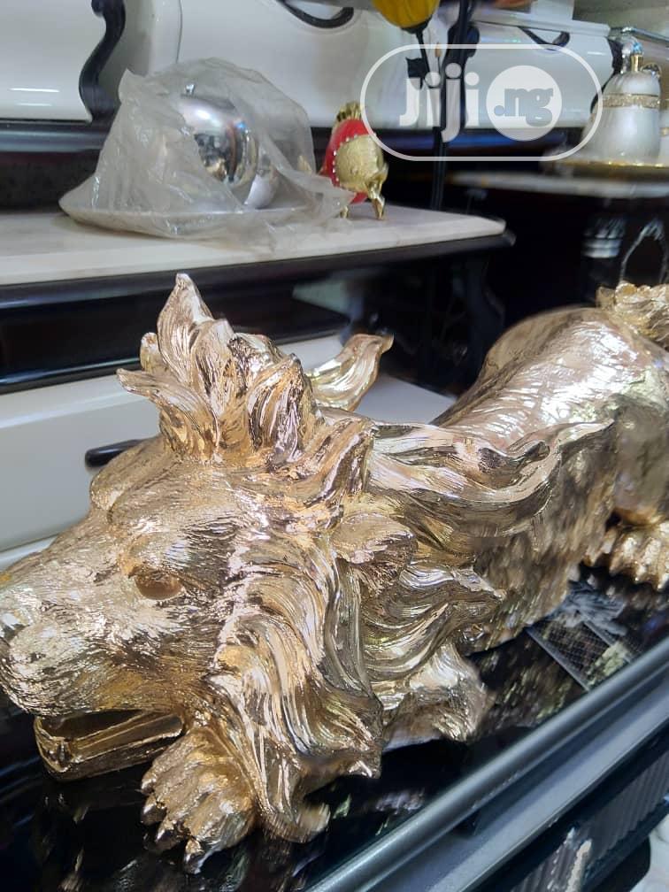 Lion Table Decoration