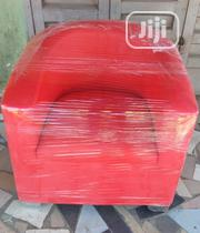 Superb Leather Simgle Bucket Sofa Chair Brand New | Furniture for sale in Lagos State, Yaba