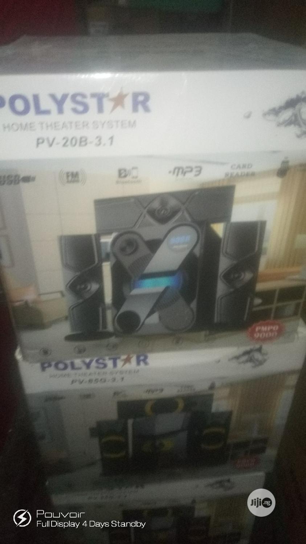 Polystar Home Theater PV 20B -3.1
