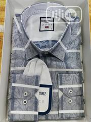 White Line Vintage Design Packed Shirts by Ricardo Martinez | Clothing for sale in Lagos State, Lagos Island