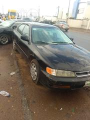 Honda Accord Aerodeck 1997 Black   Cars for sale in Oyo State, Ibadan
