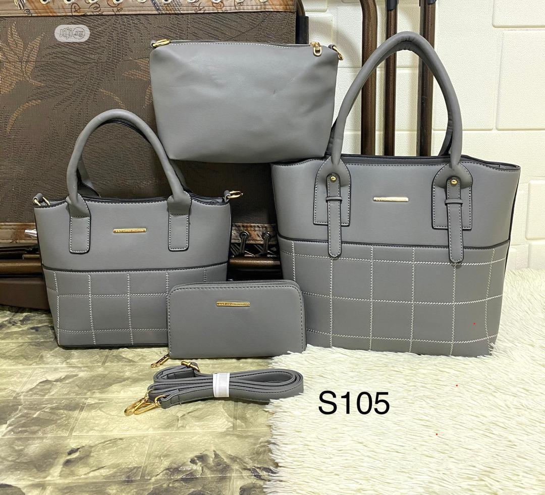Female Quality Leather Handbags
