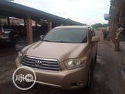 Toyota Highlander 2008 Limited 4x4 Gold | Cars for sale in Lagos State, Ojo
