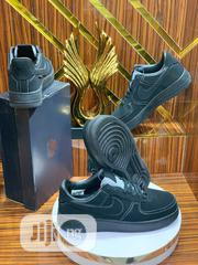 Black Nike Airforce 1 Sneaker | Shoes for sale in Lagos State, Magodo