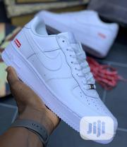 Nike Supreme White Sneaker | Shoes for sale in Lagos State, Magodo