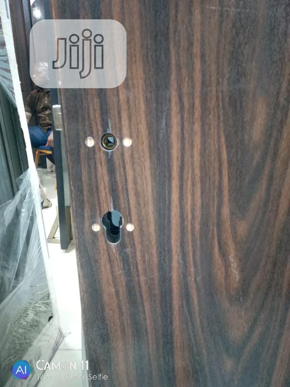 American Panel Door.