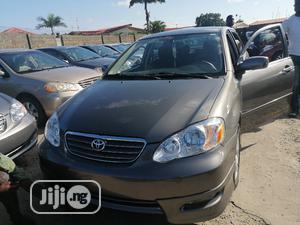 Toyota Corolla 2006 Gray | Cars for sale in Lagos State, Apapa