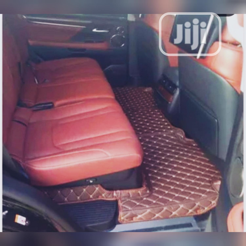 Original Car Leather Floormat | Vehicle Parts & Accessories for sale in Ikeja, Lagos State, Nigeria