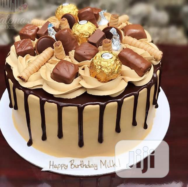Affordable Delicious Birthday Cakes