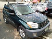 Toyota RAV4 Automatic 2003 Green | Cars for sale in Lagos State, Ifako-Ijaiye