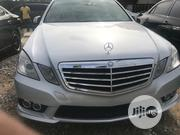 Mercedes-Benz E350 2010 Silver | Cars for sale in Lagos State, Victoria Island