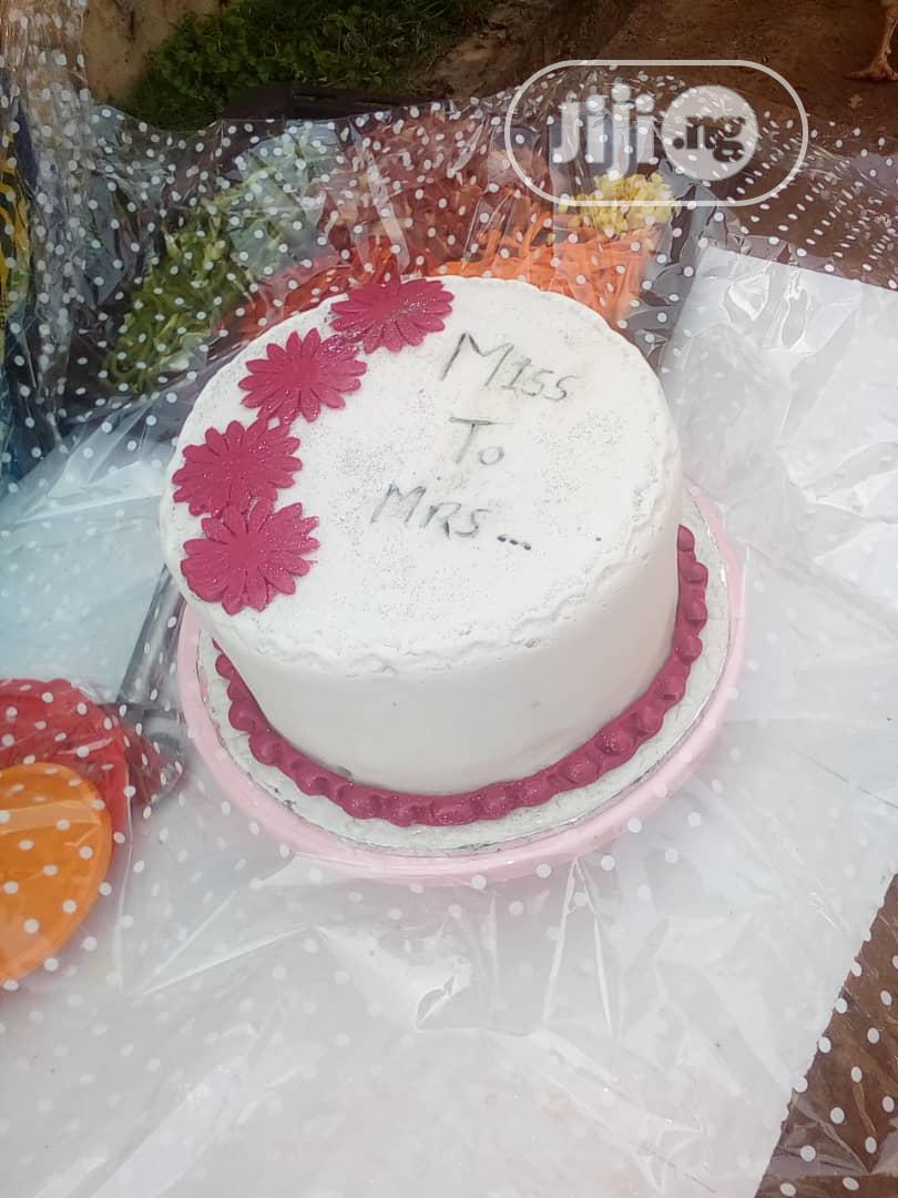 Archive: Decoration and Cakes