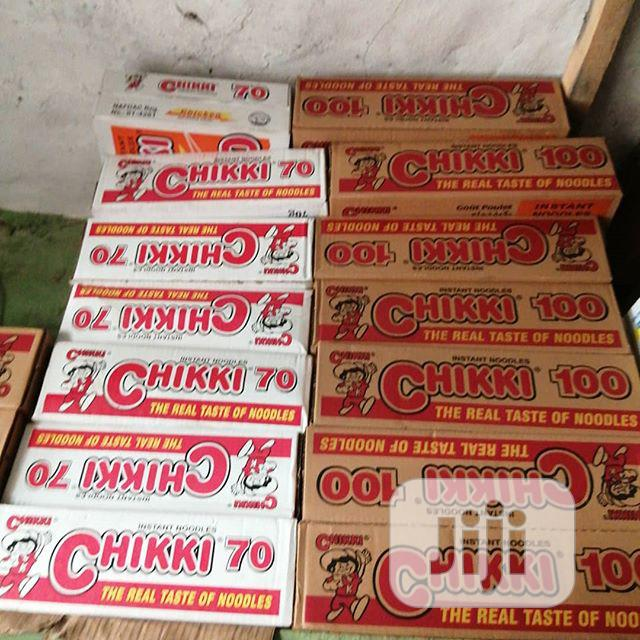Chikki Chicken Noodles Wholesales | Meals & Drinks for sale in Surulere, Lagos State, Nigeria