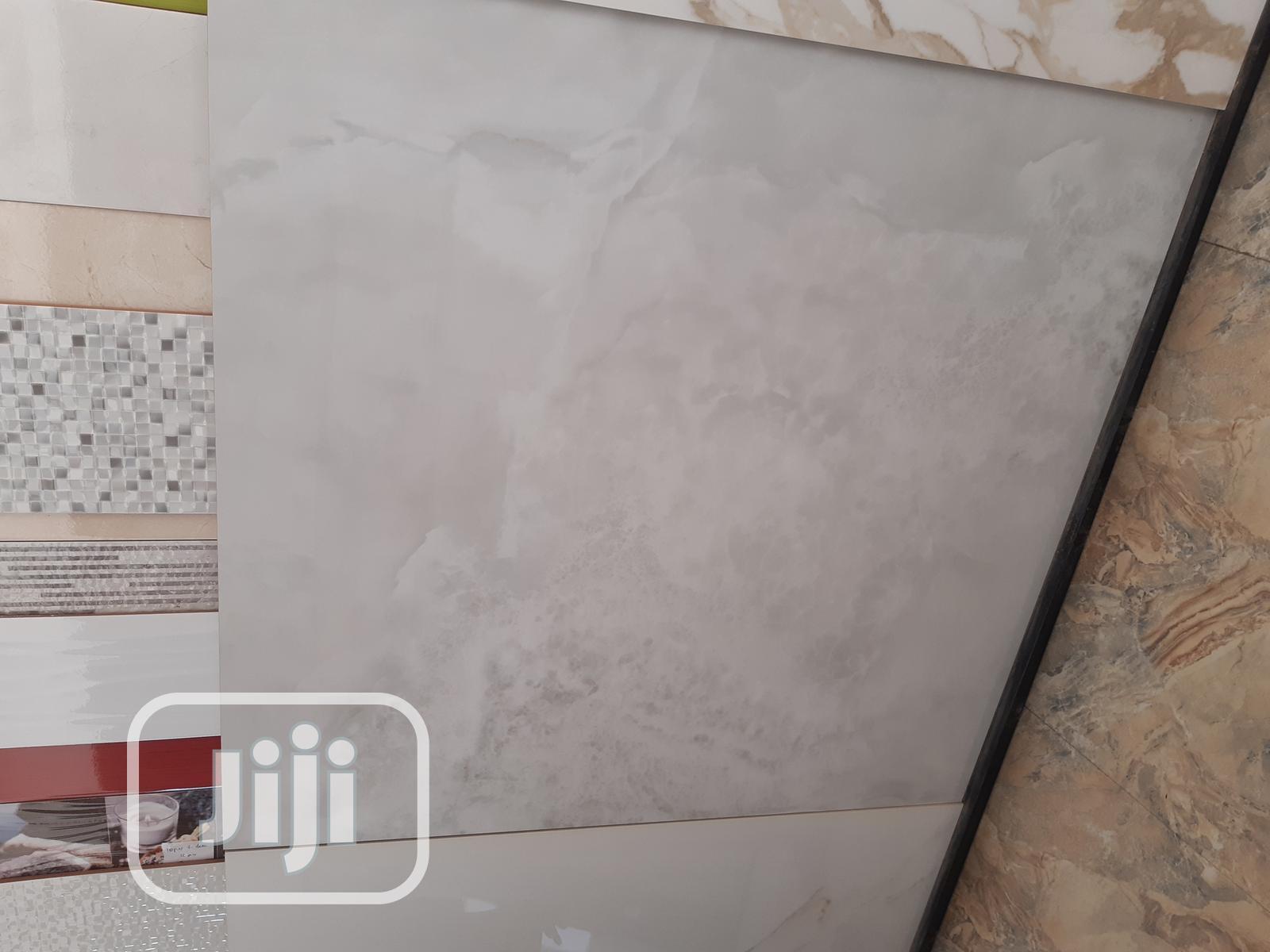 120 By 120 Super Polish Spanish Floor | Building Materials for sale in Dei-Dei, Abuja (FCT) State, Nigeria