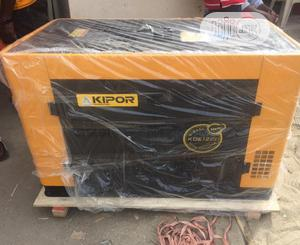 Brand New Kipor 12kva Soundproof Diesel Generator For Sale. | Electrical Equipment for sale in Lagos State, Oshodi