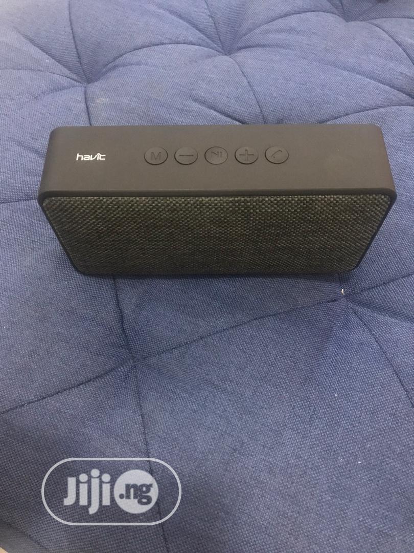 Havit HV-SK579BT Portable Speaker | Audio & Music Equipment for sale in Gbagada, Lagos State, Nigeria