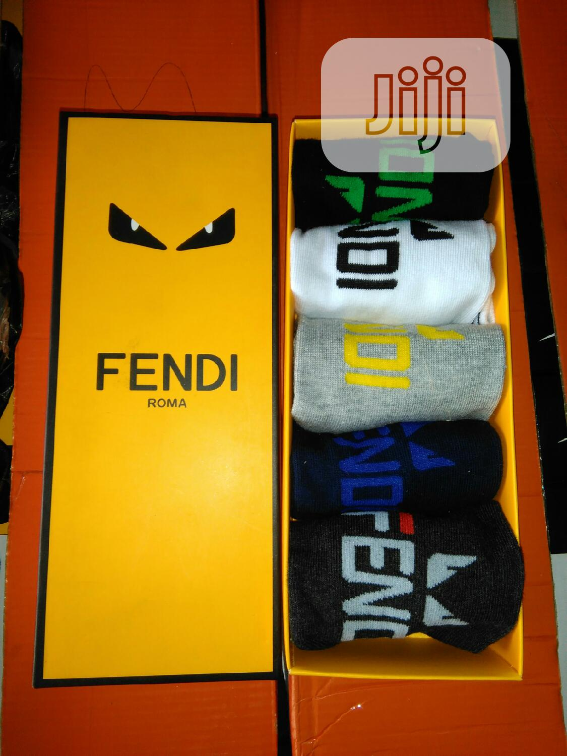 Fendi Ankle Socks