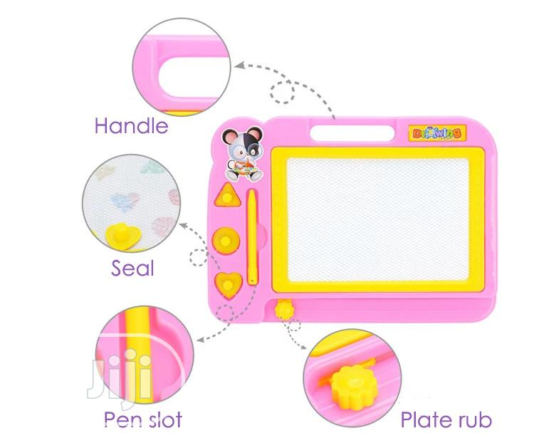 Magnetic Drawing Board Sketch | Toys for sale in Lagos Island, Lagos State, Nigeria