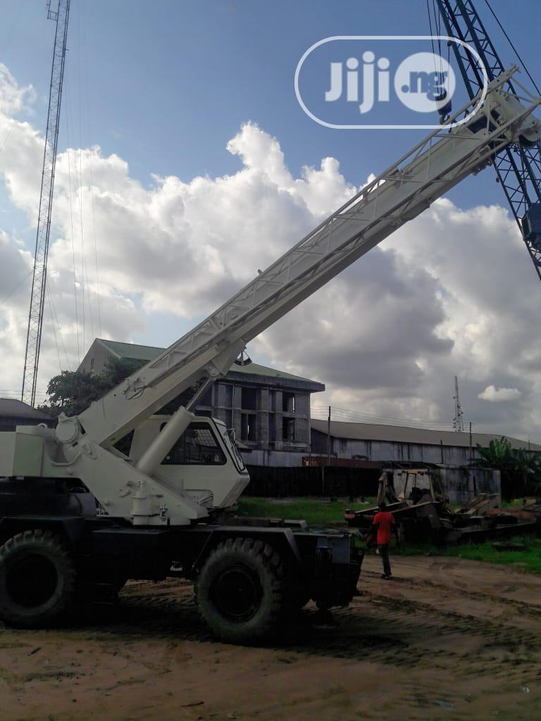 30ton 4#4 Terex Crane A230 | Heavy Equipment for sale in Port-Harcourt, Rivers State, Nigeria