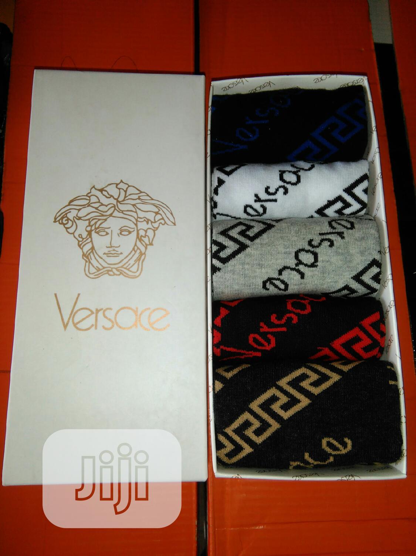 Archive: Versace Ankle Socks