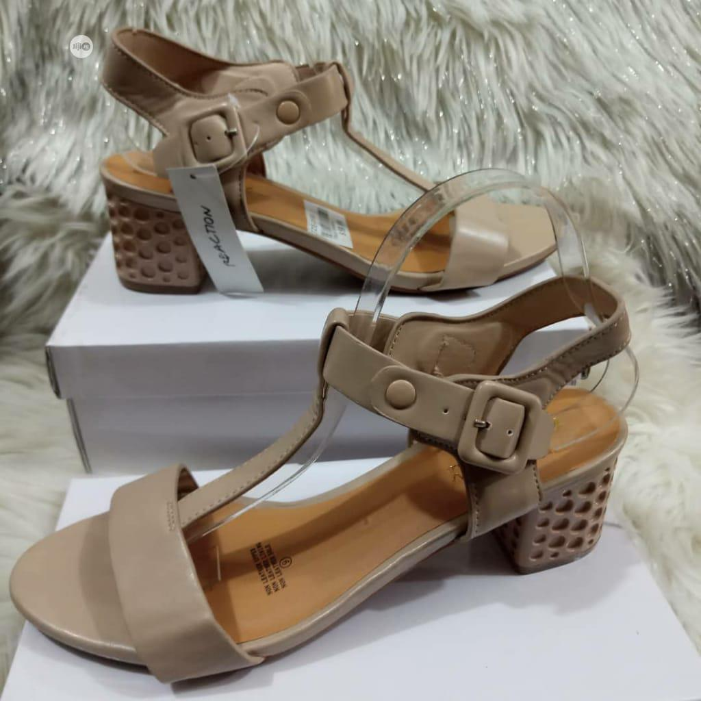 Womens Quality Leather Sandals | Shoes for sale in Ojo, Lagos State, Nigeria