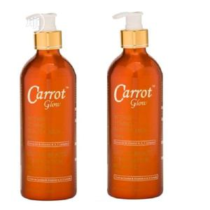 Carrot Glow Intense Toning Beauty Milk With Carrot Oil- 500ml   Skin Care for sale in Lagos State, Alimosho