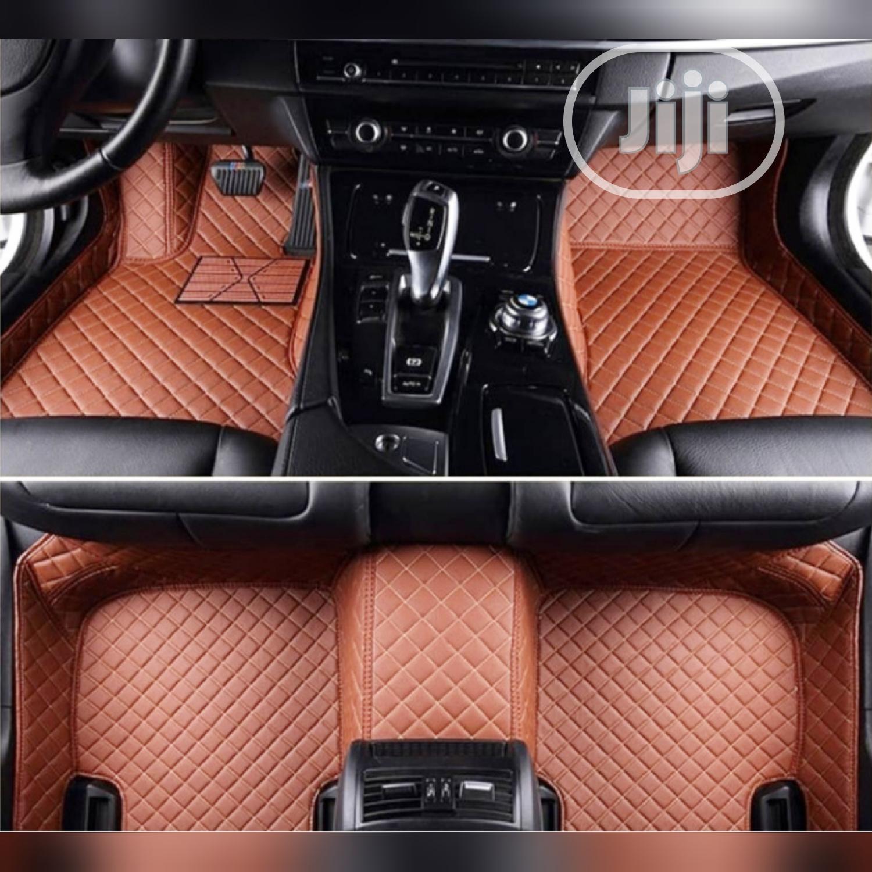 Original Car Leather Floormat