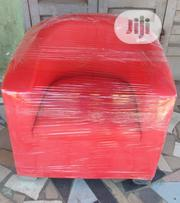 Superb Leather Single Sofa Bucket Chair Brand New | Furniture for sale in Lagos State, Ikorodu
