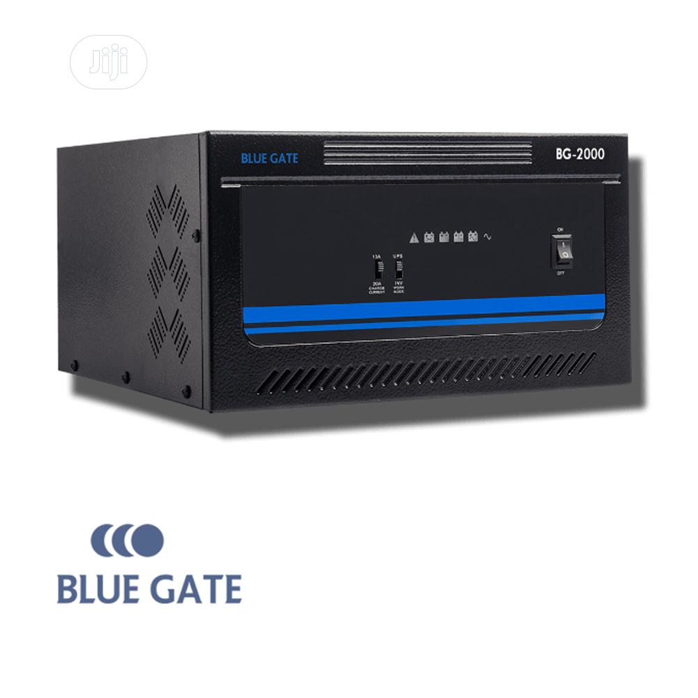 Archive: Blue Gate 2kva/12V Inverter