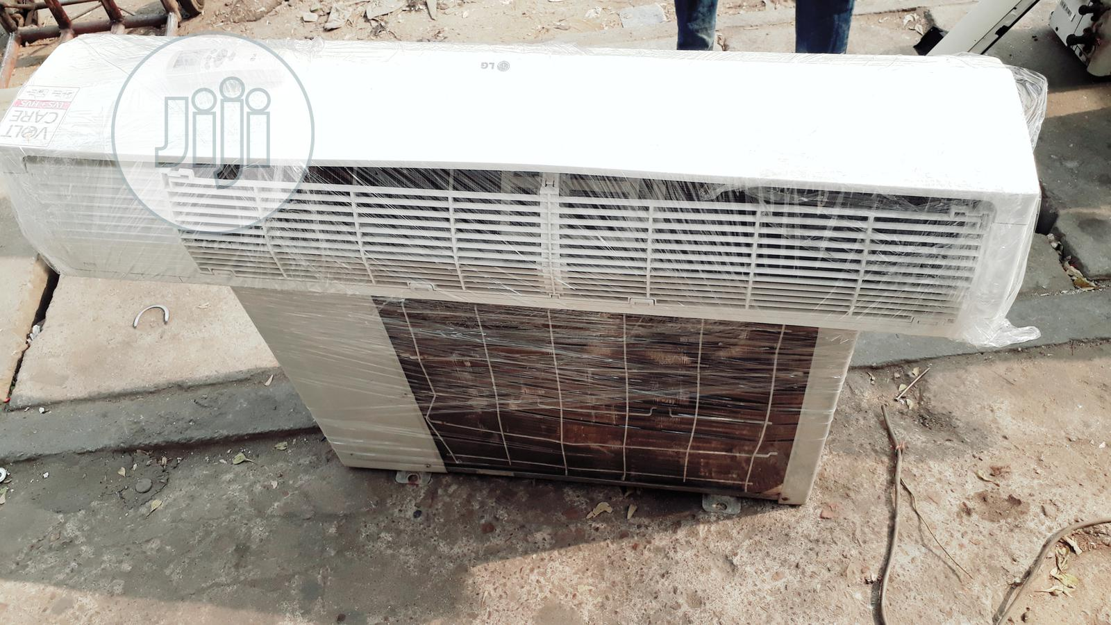 Low Voltage LG 2hp Split Air Conditioner With 1year Warranty | Home Appliances for sale in Yaba, Lagos State, Nigeria