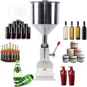 A03 Manual Paste Cream Liquid Filling Machine   Restaurant & Catering Equipment for sale in Lagos State, Ajah