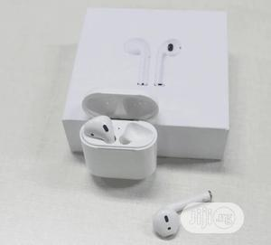 Airpods 2 With Wireless Charging Case   Headphones for sale in Lagos State, Gbagada