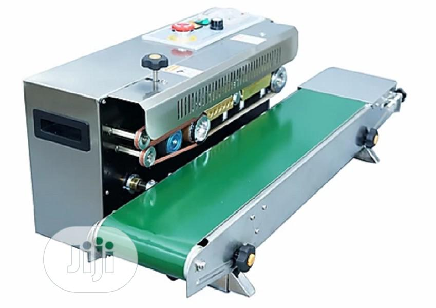 FR-900V Continous Band Nylon Sealing Machine