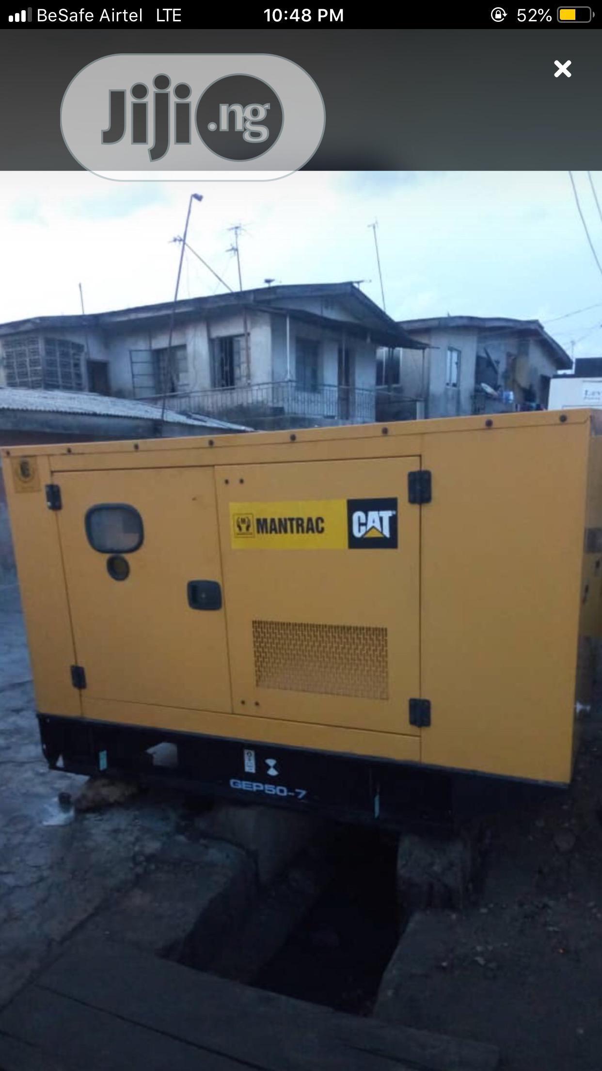 30kva Mantrac Cat   Electrical Equipment for sale in Shomolu, Lagos State, Nigeria