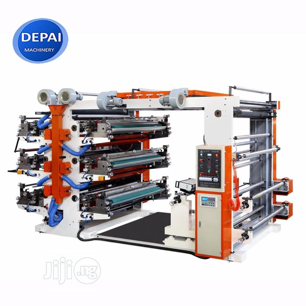 YT2100 Flexographic Printing Machine / 2 Color Flexo Printing Machine   Printing Equipment for sale in Ajah, Lagos State, Nigeria