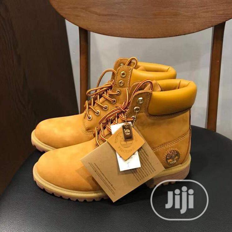 Original Quality U.S Timberland | Shoes for sale in Surulere, Lagos State, Nigeria