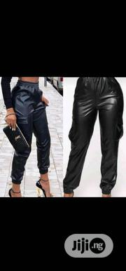Leather Joggers | Clothing for sale in Lagos State, Lekki Phase 2