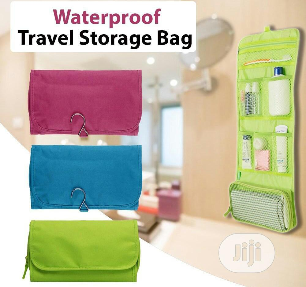 Generic Travel Storage Wash Bag | Tools & Accessories for sale in Lagos Island, Lagos State, Nigeria