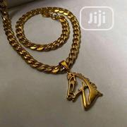 Exclusive Cuban With Pendant Now Available | Jewelry for sale in Lagos State, Lagos Island