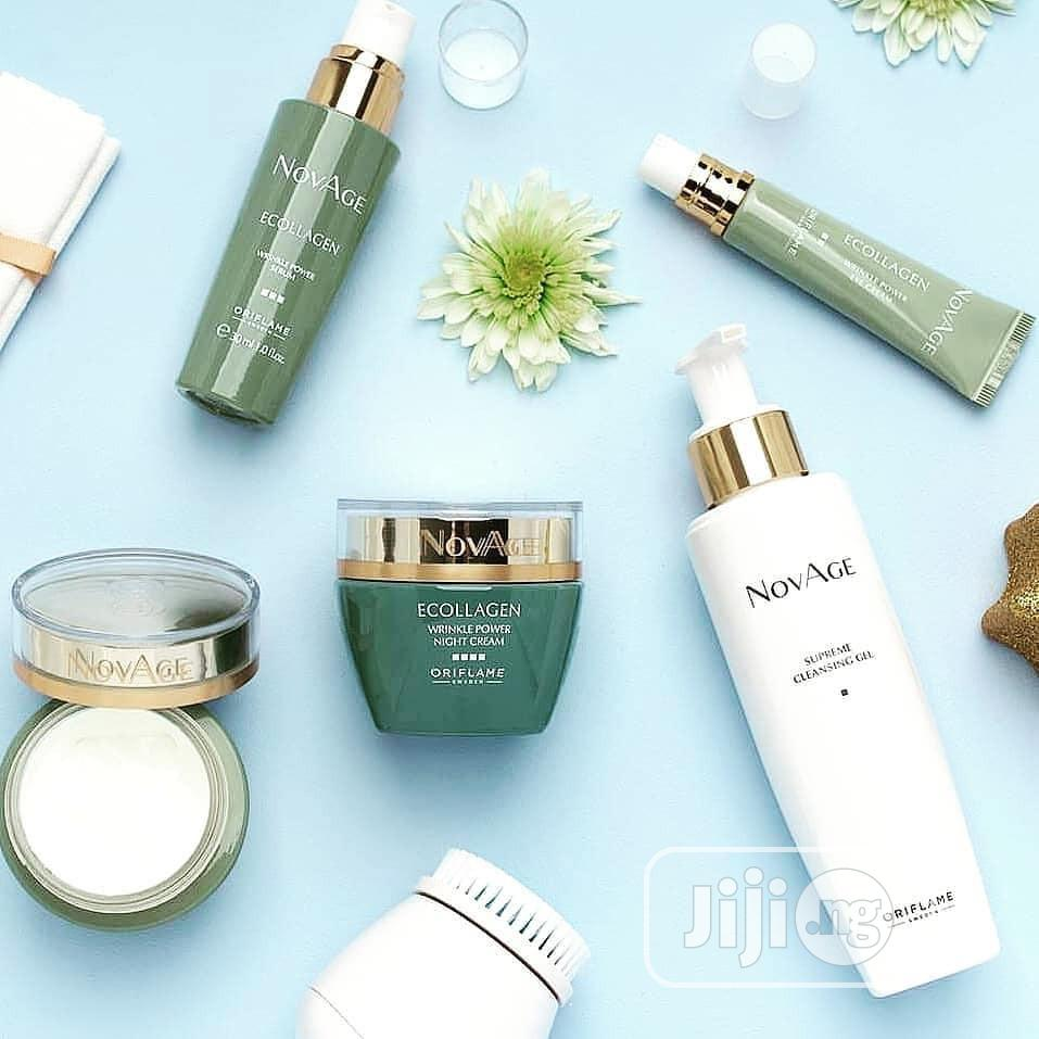 Archive: Novage Ecollagen Wrinkle Power