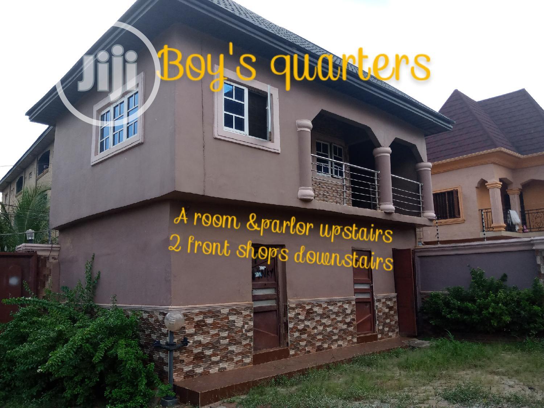 5 Bedroom/ 2parlors Duplex at Oba