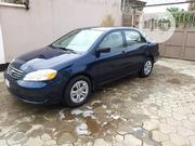 Toyota Corolla 2004 Blue | Cars for sale in Abuja (FCT) State, Central Business Dis