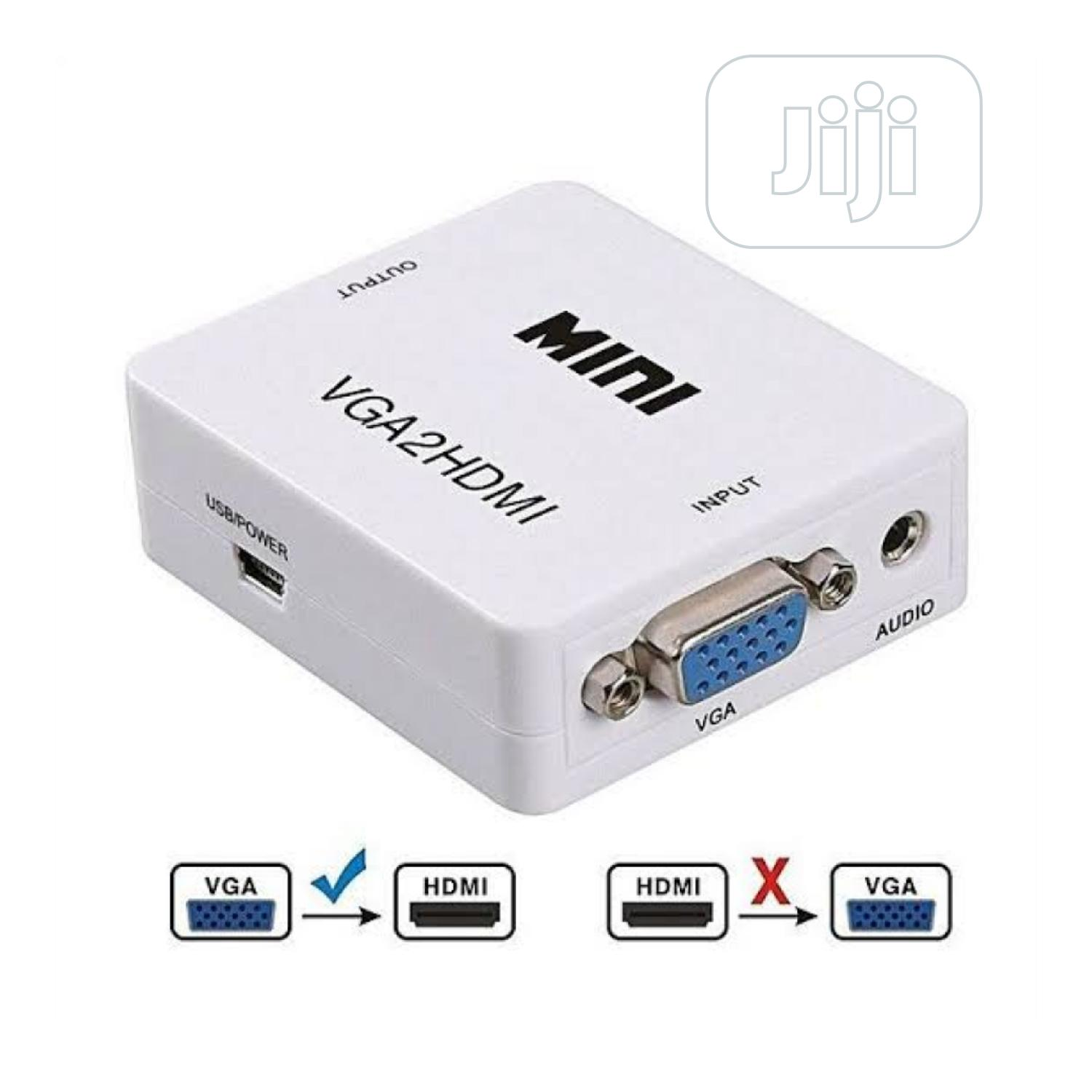 Archive: VGA To HDMI Converter