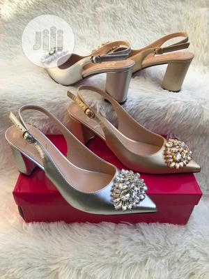Block Heel Sanders for Ladies/Women Available in Sizes | Shoes for sale in Lagos State, Ikeja