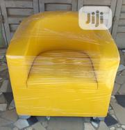 Awesome Leather Single Bucket Sofa Chair Brand New | Furniture for sale in Lagos State, Orile